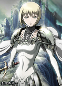 illustration de CLAYMORE